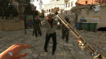 Advanced weapon. Looks crudly built but it kicks butt!
