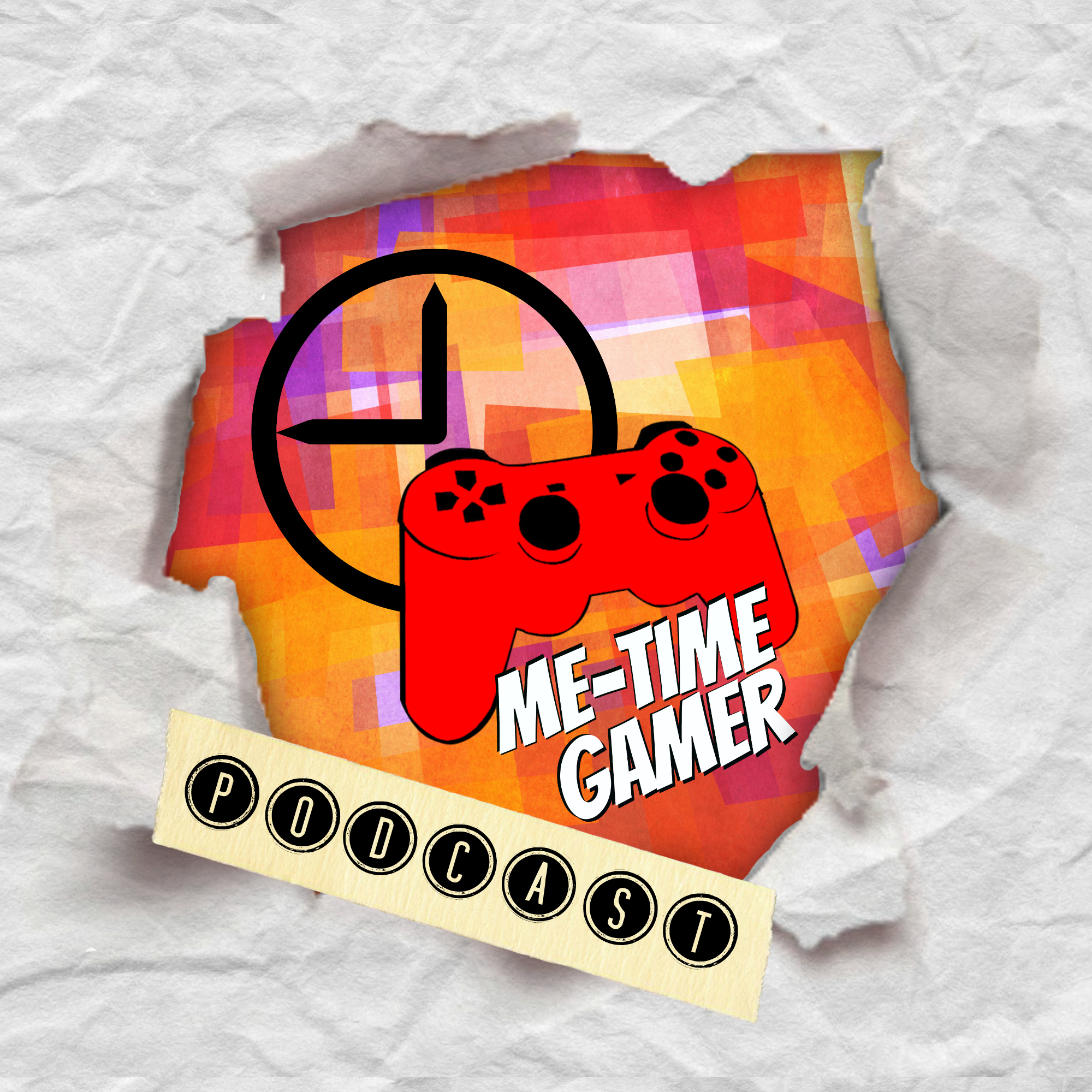 Me-Time Gamer Podcast
